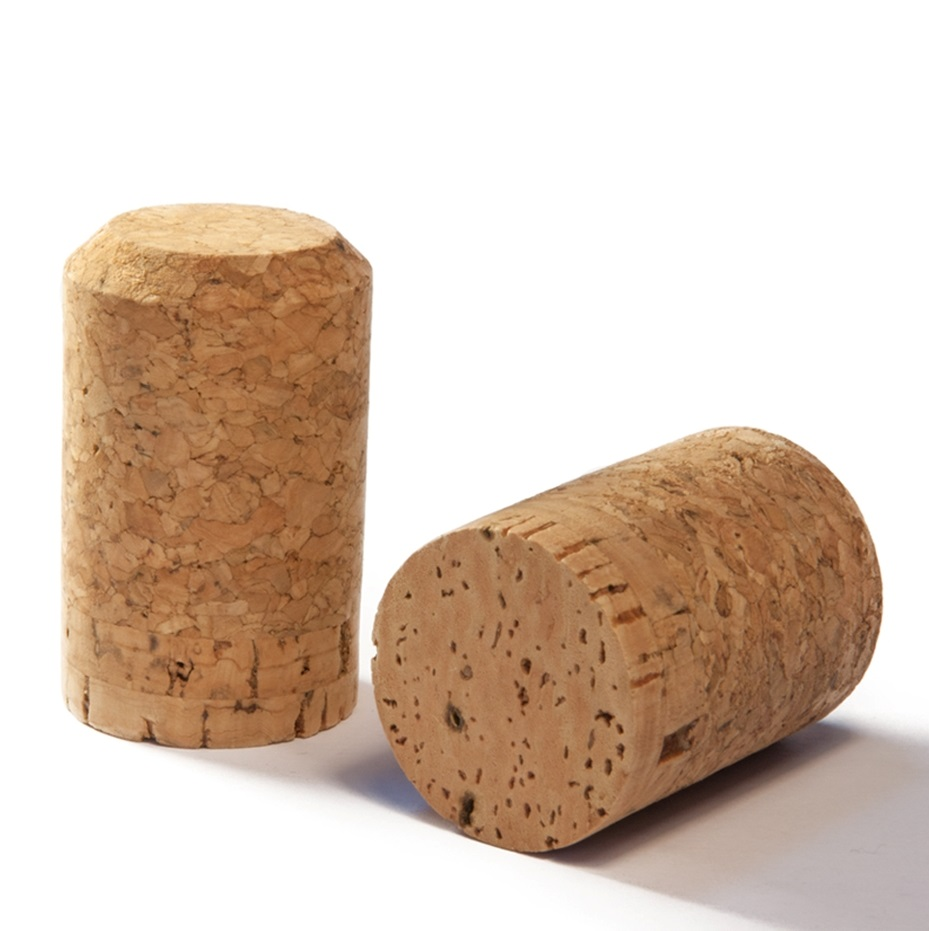 Champagne cork stoppers